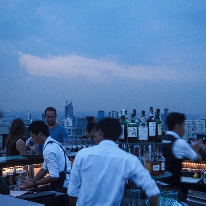 Octave Roof Bar